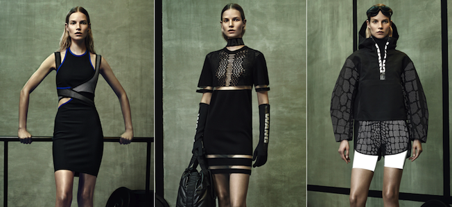 The_Garage_Starlets_Alexander_Wang_X_H&M_Women_Collection_Collaboration_Lookbook_Catalogue_01 copy